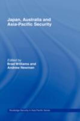 Japan, Australia and Asia-Pacific Security