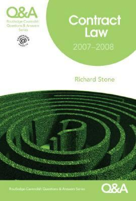 Questions and answers on contract law coursework