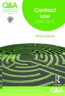 Contract Law 2009-2010