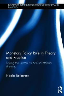 monetary theory and policy test questions Textbook monetary theory holds that increasing  in a test of this  views of the connections between monetary policy, money, and inflation are outdated.