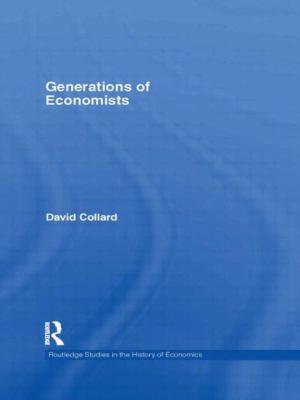 Generations of Economists
