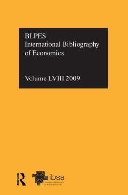 IBSS : Economics 2009