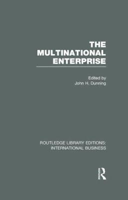 Multinational Enterprise (RLE International Business)