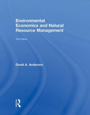 environmental and natural resource economics 3rd edition pdf