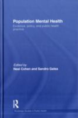 Public Health Perspectives on Mental Health