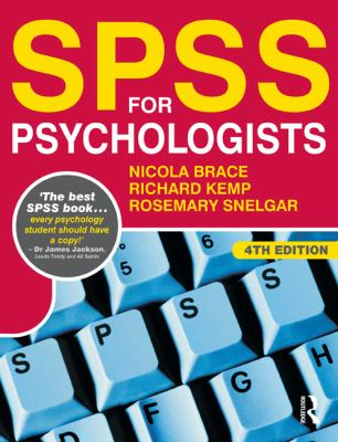 SPSS for Psychologists, Fourth Edition