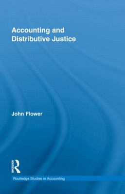 Accounting and Justice (Routledge Studies in Accounting)