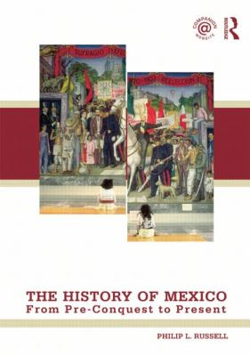 History of Mexico : From Pre-Conquest to Present
