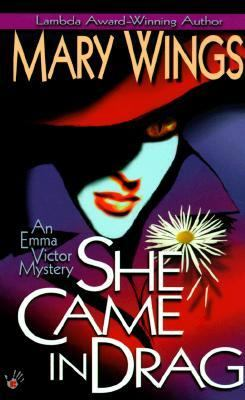 She Came in Drag - Mary Wings - Mass Market Paperback