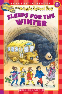Magic School Bus Sleeps for the Winter