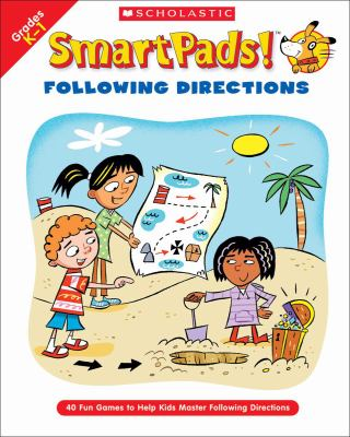 Smartpads Following Directions - Holly Grundon - Paperback
