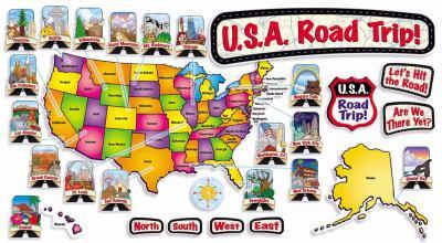 USA Road Trip! Bulletin Board