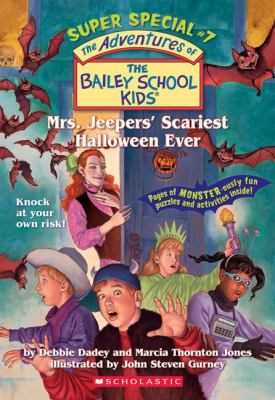 Mrs. Jeepers' Scariest Halloween Ever