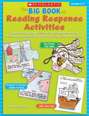 Big Book of Reading Response Activities, Grades 2-3 Dozens of Engaging Activities, Graphic Organizers, and Other Reproducibles to Use Before, During, and After Reading