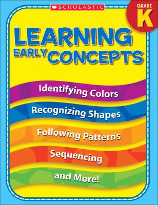 Learning Early Concepts Grade K