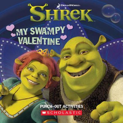Shrek My Swampy Valentine