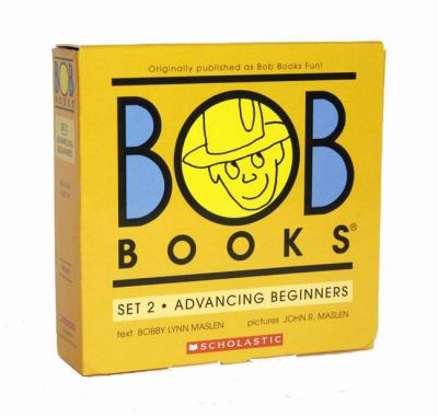 Bob Books Advancing Beginners