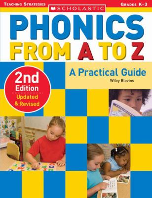 Phonics from A to Z (2nd Edition) (Scholastic Teaching Strategies)