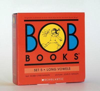 Long Vowels Bob Books Set 5