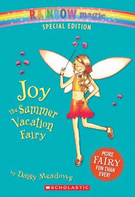 Joy the Summer Vacation Fairy
