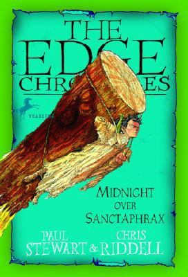 Midnight Over Sanctraphrax (The Edge Chronicles Series #3)