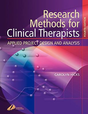 Research Methods For Clinical Therapists Applied Project ...