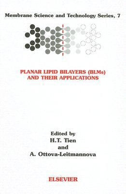 Planar Lipid Bilayers (Blms) and Their Applications