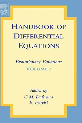 Handbook of Differential Equations Evolutionary Equations