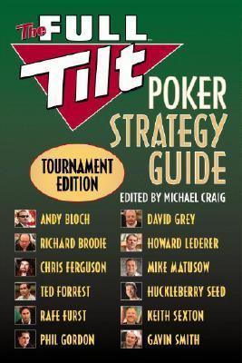 full tilt poker strategy guide