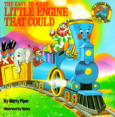 Easy to Read Little Engine That Could