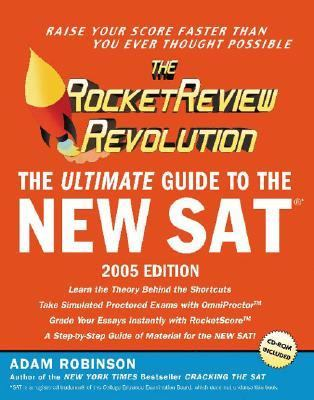 Rocket Review Revolution The Ultimate Guide to the New SAT