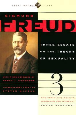 freud three essays on the theory of sexuality standard edition The essays sexuality freud theory edition standard three on of 4) you should do a follow-up to your essay, this time around using jeff lindsay's dexter as a frame of.