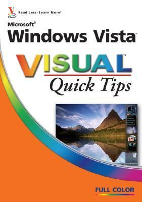 Microsoft Windows Vista Visual Quick Tips