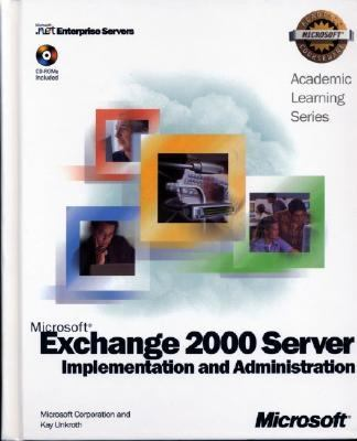 Als Microsoft Exchange 2000 Server Implementation And Administration