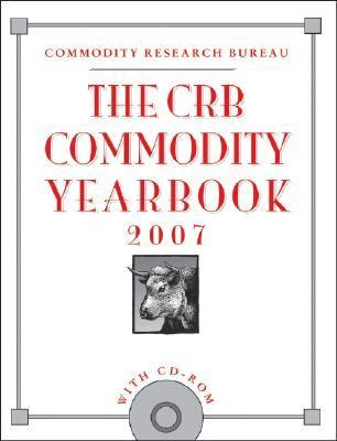 crb commodity yearbook 2007 rent 9780470080153 0470080159. Black Bedroom Furniture Sets. Home Design Ideas