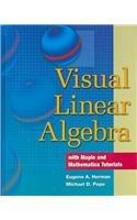 Visual Linear Algebra with Tutorial CD and Student Solutions Manual Set