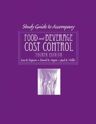 Food And Beverage Cost Control Study Guide | Download ...