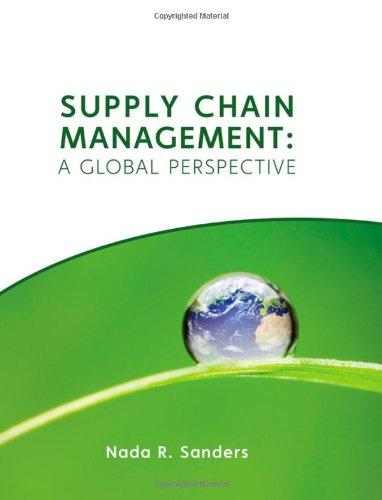 Supply Chain Management: A Global Perspective