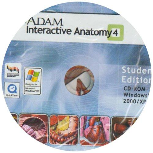 ADAM Interactive Anatomy 4. 0