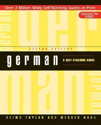 German A Self-teaching Guide