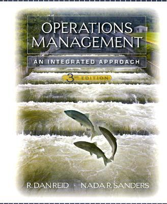 Operations Management, 3rd Edition Revised Printing