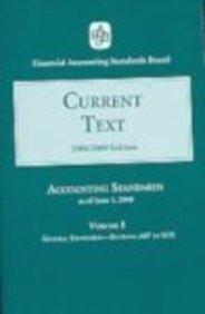 FASB Current Text 2008: Volumes 1 and 2 (Accounting Standards Current Text) (v. 1 & 2)