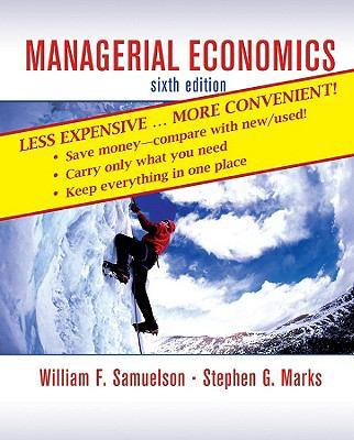 Managerial Economics (Looseleaf)