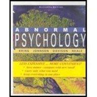Abnormal Psychology Eleventh Edition Binder Ready Version