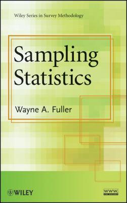 Sampling Statistics (Wiley Series in Survey Methodology)