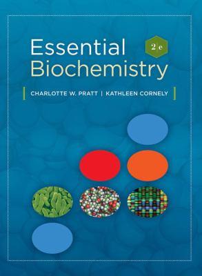 Essential Biochemistry, with CD
