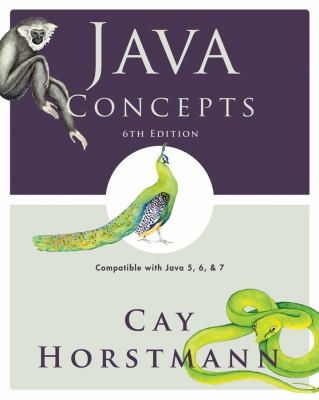 Java Concepts: Compatible with Java 7 and 8