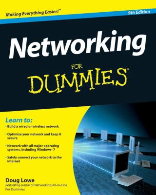 Networking For Dummies (For Dummies (Computer/Tech))