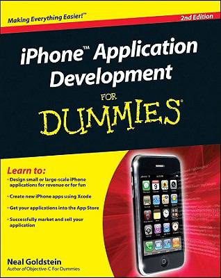iPhone Application Development For Dummies (For Dummies (Computer/Tech))