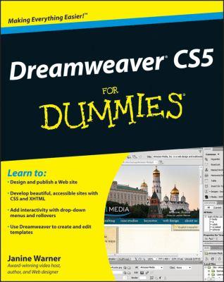 Dreamweaver CS5 For Dummies (For Dummies (Computer/Tech))